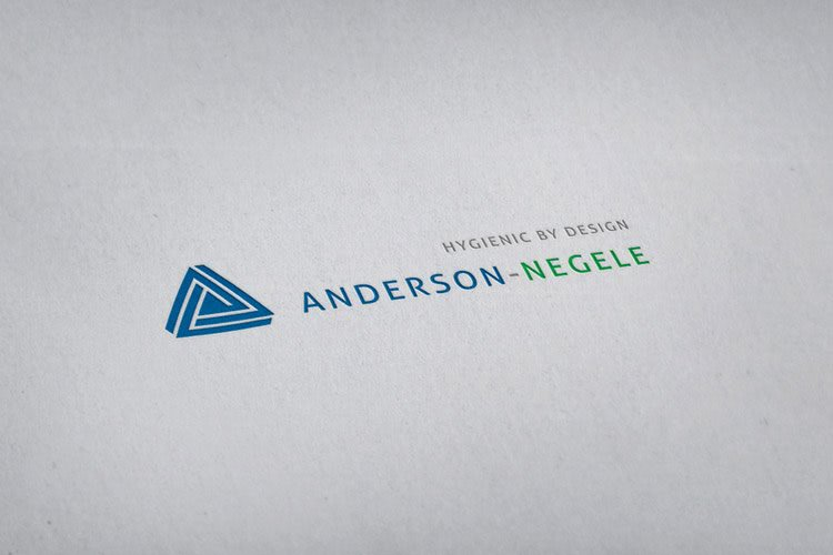 Anderson Negele Logo Redesign